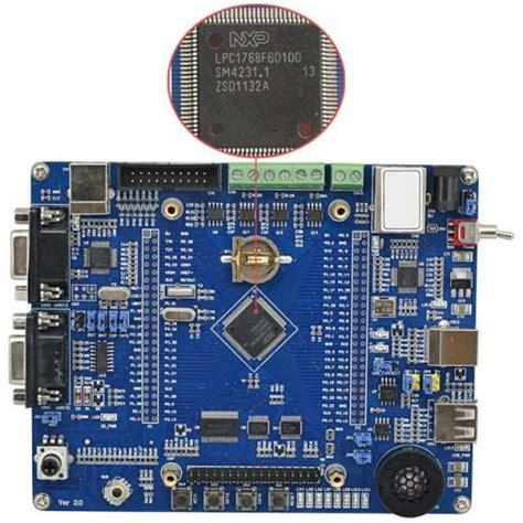 nxp arm cortex   tft lcd lpc development board