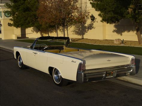 convertible cars for 1965 lincoln continental convertible 163078