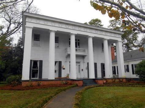 Antebellum Greek Revival Georgia Mansion -- Video Tour