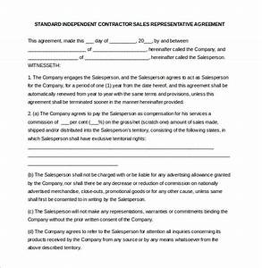 commission agreement template 22 free word pdf With sales commission letter template