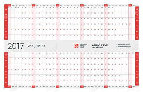 2017 calendar planner 2017 calendar planning template blank calendar 2018