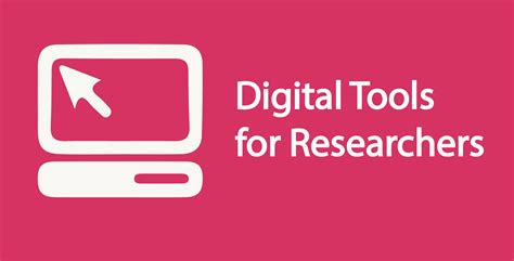 Free Digital Tools For Researchers