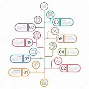 Boom Diagram Sjabloon  U2014 Stockvector  U00a9 Human 306  97756724