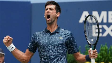 He is currently ranked as world no. US Open 2018: Djokovic drops a set but goes through after beating Fucsovics | MARCA in English