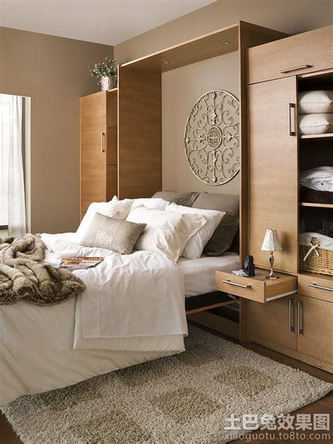 bedroom space savers 隐形床壁柜床装修效果图 土巴兔装修效果图 10677