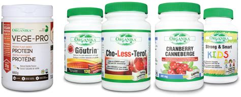 Organika Health Products - Province of British Columbia