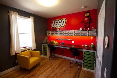 Ninjago Kinderzimmer Ideen by 20 Coole Ideen F 252 R Ein Lego Kinderzimmer Nettetipps De