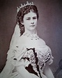 1867 Empress Elizabeth photo by Emil Rabending in high ...