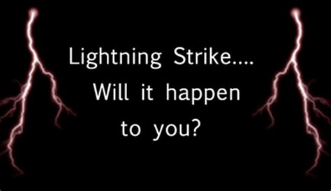 What Happens When Lightning Strikes A Boat by Lightning Strike Will It Happen To You E Marine Systems