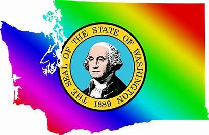 State Washington Pride Marriage Same Bill Gay