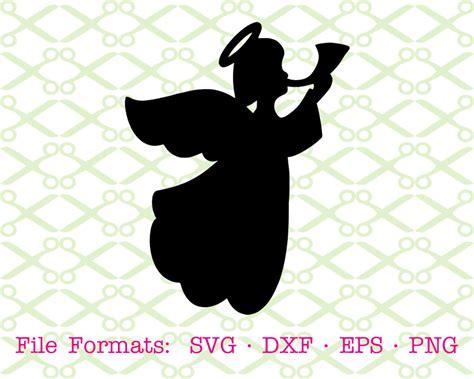 christmas svg files christmas cut files  cricut silhouette angel svg santa svg