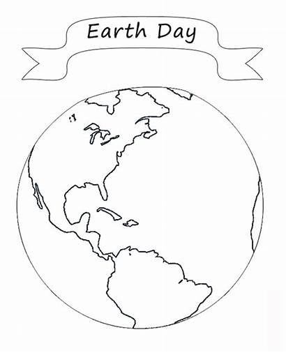 Earth Coloring Pages Printable Globe Going Cool
