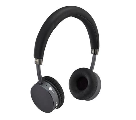 buy goji collection wireless bluetooth headphones black free delivery currys