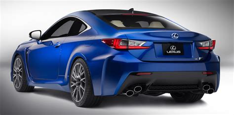 Lexus Rc F Hp lexus rc f 450 hp scorcher set for detroit debut image