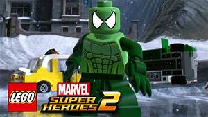 LEGO Marvel Super Heroes 2 - How To Make Lasher (Ramon ...