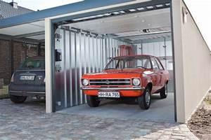 Garage Größe Für 2 Autos : ratgeber garagen f r den klassiker auto bild klassik ~ Jslefanu.com Haus und Dekorationen