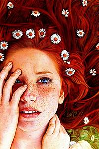 Quintessentially Redhead Ballpoint Pen By VianaArts On