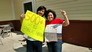 Petition Delivery A Huge Success - Put People First! PA