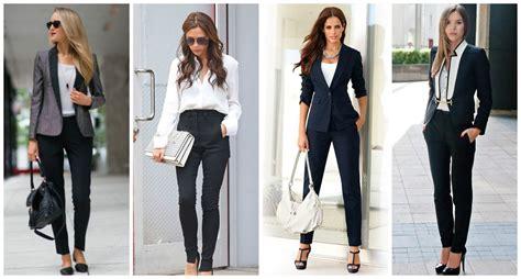 5 outfits exitosos para lucir en una entrevista de trabajo