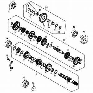 gy6 transmission diagram 125cc pit bike engine diagram With buyang atv 300 wiring diagram js400 atv digital meters of motorcycle
