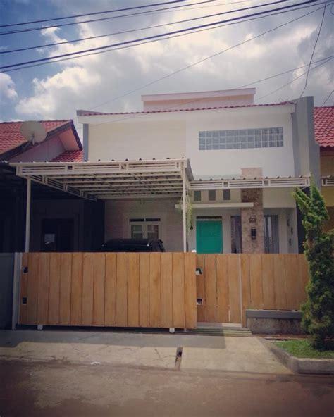 """Inspirasi """"rumah Nugroho"""" Dekorasi Ajaib Khusus Lahan Sempit"""