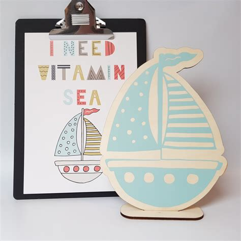 Houten Zeilboot by Houten Zeilboot New Arrivals Ilse Stickerdesign