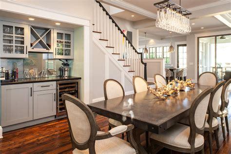 wonderful craftsman dining design ideas