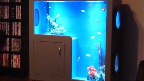 fish tank l l shape aquarium