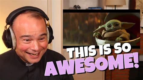 The Mandalorian Season 2 Trailer Reaction!!! Reaction ...