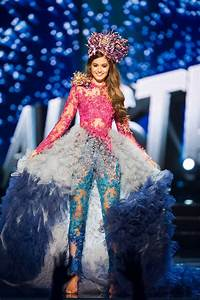 Costumes Nationaux Miss Univers 2017