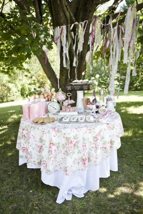 awesome outdoor bridal shower ideas outdoor bridal