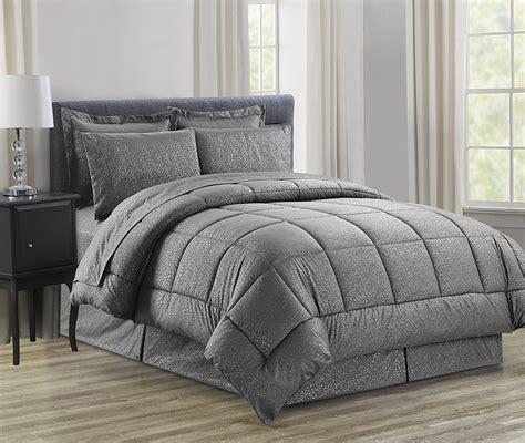 elegant comfort complete bed   bag  piece comforter