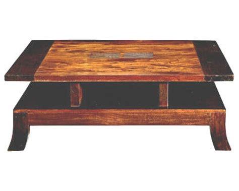 magasin de canapé lyon bois et chiffons table basse