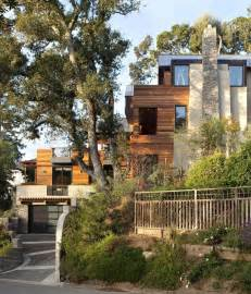 hillside home plans the contemporary hillside house by sb architects adelto adelto