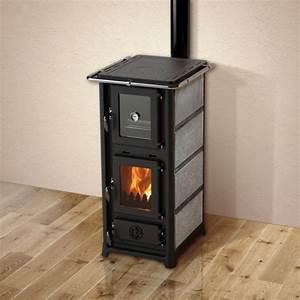 Poele A Bois Petit : poele a bois 5 etoiles flamme verte ~ Premium-room.com Idées de Décoration