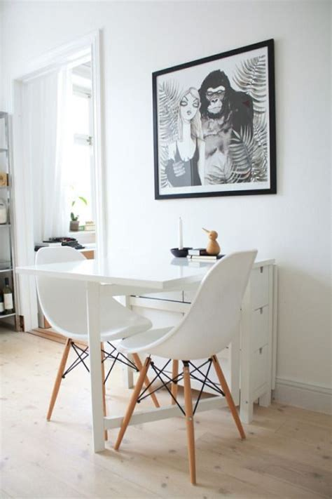 ways   ikea norden gateleg table  decor digsdigs