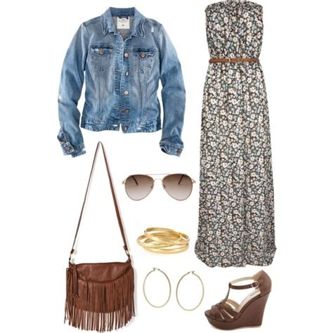 Modern Hippie Outfit | My Polyvore Outfits | Pinterest | Summer So cute and Love the