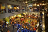 Boston's Museum of Science Uniquely Blends Nature and ...