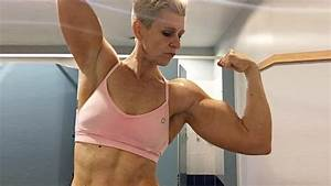 50 Years Young Roxanne Kerr - Female Muscle