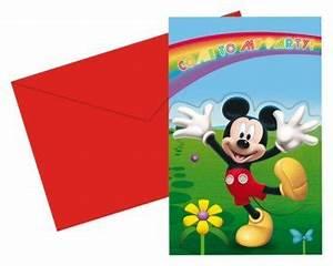 Mickey Mouse Geburtstag : micky maus kuchen zahlenkerze 4 partysternchen partyartikel versand ~ Orissabook.com Haus und Dekorationen