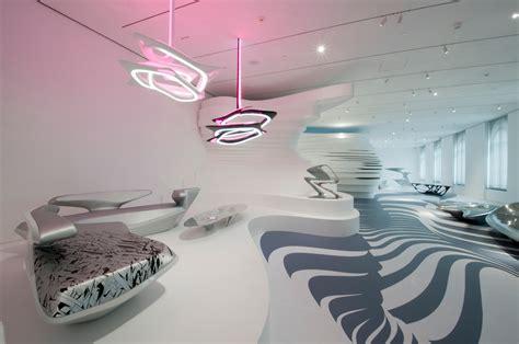 Futuristic Interior Design futuristic interior design 20 ideas