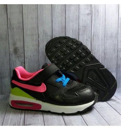 nike airmax black pink sepatu anak sepatu anak dengan