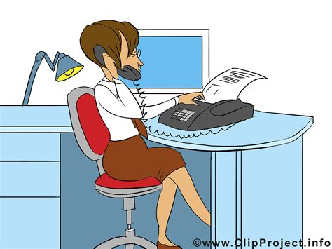 clipart bureau secrétaire dessins gratuits bureau clipart bureau