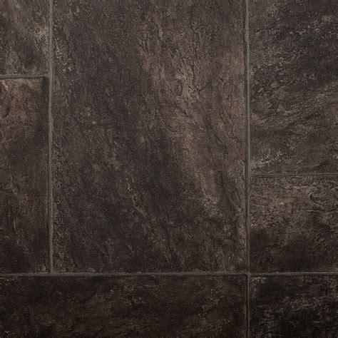grey slate tile effect vinyl flooring vinyl flooring