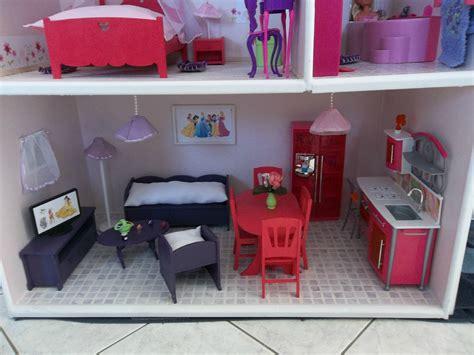 Fabrication Maisons De Poupée Barbie