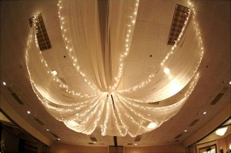 ceiling decor  perfect days wedding chat