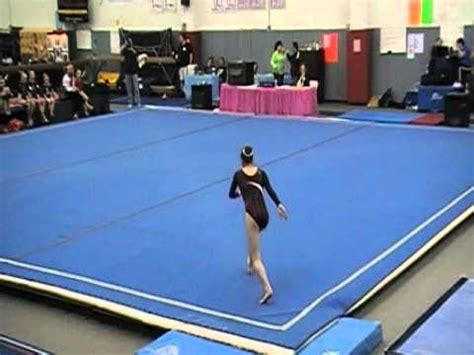 ali house level   york state gymnastics championship