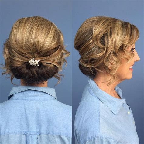 mother groom hairstyles ideas pinterest
