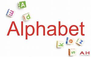 Meet Alphabet, Google's New Parent Company