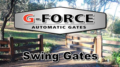 g automatic gates australian made diy swing gate opener